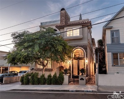 Hermosa Beach Condo/Townhouse For Sale: 703 1st Street