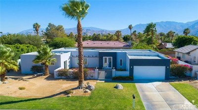 Palm Springs Single Family Home For Sale: 2239 Powell Road