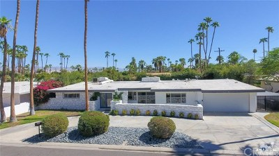 Palm Springs Single Family Home For Sale: 1632 Sagebrush Road