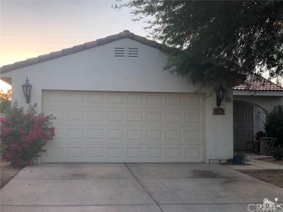 Single Family Home For Sale: 53063 Calle Camacho