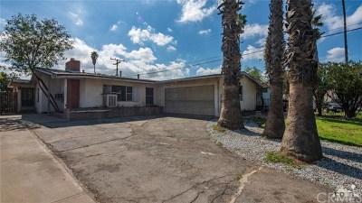 Moreno Valley Single Family Home For Sale: 25083 Yolanda Avenue