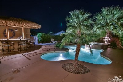 Palm Springs Single Family Home For Sale: 3897 Vista Verde