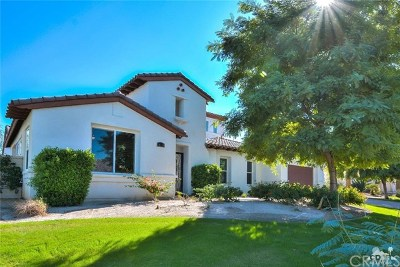 Indio Single Family Home For Sale: 49118 Constitution Drive