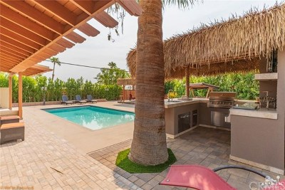 Palm Springs Single Family Home For Sale: 2510 Cardillo