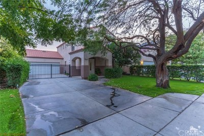 Palm Springs Single Family Home For Sale: 969 Cottonwood