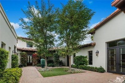 La Quinta Single Family Home For Sale: 80330 Via Capri