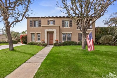 Indio Single Family Home For Sale: 48699 Pear Street