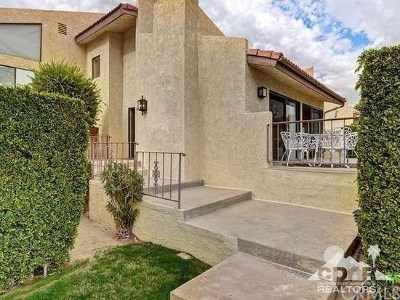 Palm Springs Condo/Townhouse For Sale: 2600 S. Palm Canyon Drive #16