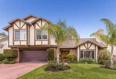 Agoura Hills Single Family Home Active Under Contract: 6326 Daylight Drive
