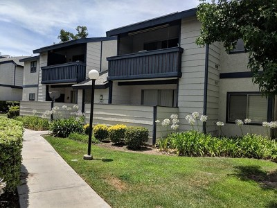 Saugus Condo/Townhouse For Sale: 27646 Susan Beth Way #K