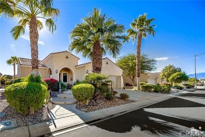 Indio Single Family Home For Sale: 81559 Camino Los Milagros