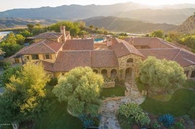Calabasas Single Family Home For Sale: 25364 Prado De La Felicidad