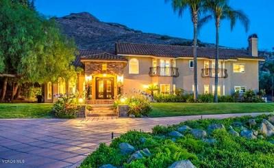 Santa Rosa Single Family Home For Sale: 12432 San Sebastian Court