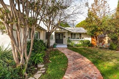 Canoga Park Single Family Home For Sale: 7751 Glade Avenue