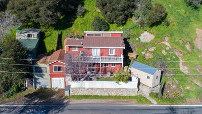 Ventura County Single Family Home For Sale: 7973 Santa Ana Road