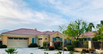 La Quinta Single Family Home For Sale: 79070 Shadow
