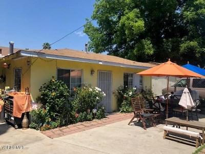 Canoga Park Multi Family Home For Sale: 7403 Eton Avenue