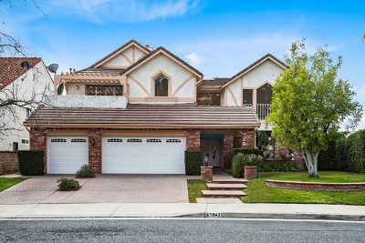Agoura Hills Single Family Home For Sale: 5947 Dunegal Court