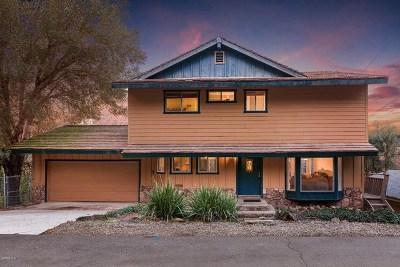 Agoura Hills Single Family Home For Sale: 29043 Lake Drive