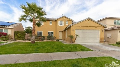 Indio Single Family Home For Sale: 42934 Traccia Way