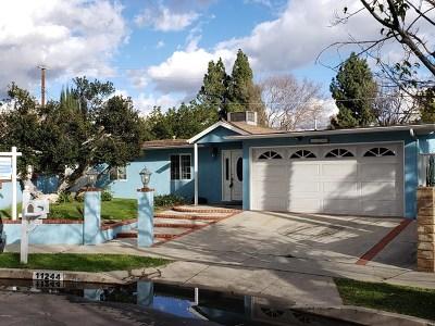 Granada Hills Single Family Home For Sale: 11244 Debra Avenue