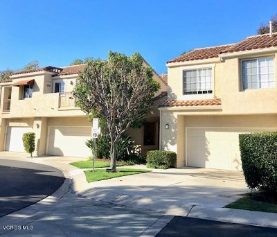 Laguna Niguel Condo/Townhouse Active Under Contract: 109 Chandon