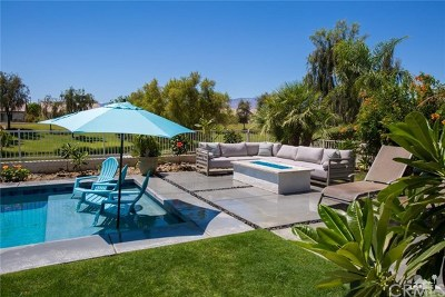 Indio Single Family Home For Sale: 80465 Camino San Mateo