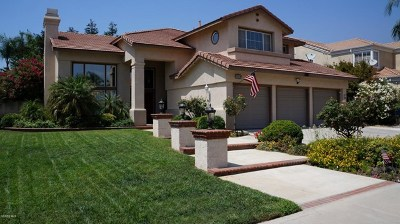 Rancho Cucamonga Single Family Home Active Under Contract: 5660 Crestline Place