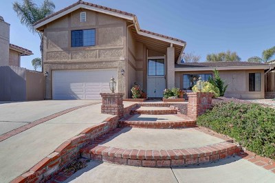 Ventura County Single Family Home For Sale: 6433 Curlew Place