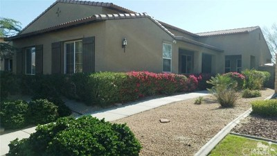Indio Single Family Home For Sale: 82621 Belfort Court