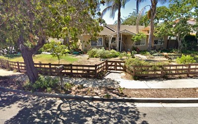 Santa Barbara Single Family Home For Sale: 814 Cambria Way