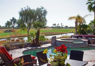 Indio Single Family Home For Sale: 40360 Calle Santa Monica