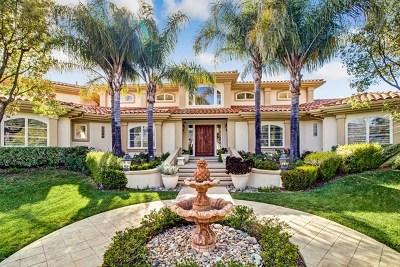Ventura County Single Family Home Active Under Contract: 4400 Deerhaven Court