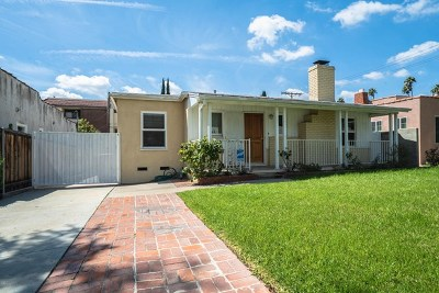 Single Family Home For Sale: 1604 Glenwood Road