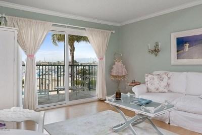 Ventura County Condo/Townhouse For Sale: 3101 Peninsula Road #204