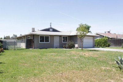 Madera Single Family Home For Sale: 17880 Wabash Road