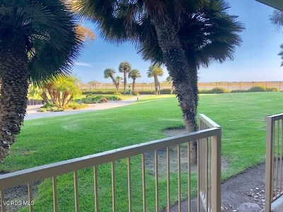 Ventura County Condo/Townhouse For Sale: 761 Reef Circle