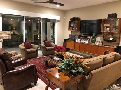 Indio Single Family Home For Sale: 43261 La Scala Way