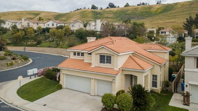 Ventura County Single Family Home For Sale: 3096 Obsidian Court