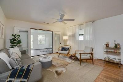 Ventura County Single Family Home For Sale: 484 Avenida De La Vereda