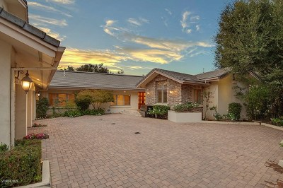 Ventura County Single Family Home For Sale: 5404 Indian Trail Court