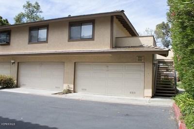 Ventura County Condo/Townhouse For Sale: 595 Melville Lane