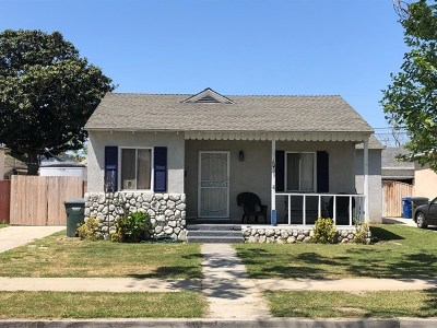 Lakewood Single Family Home For Sale: 6039 Autry Avenue