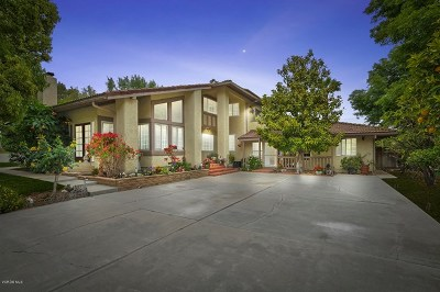Santa Rosa Single Family Home Active Under Contract: 2405 Barbara Drive