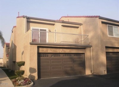 Bakersfield Condo/Townhouse For Sale: 3600 O Street #22