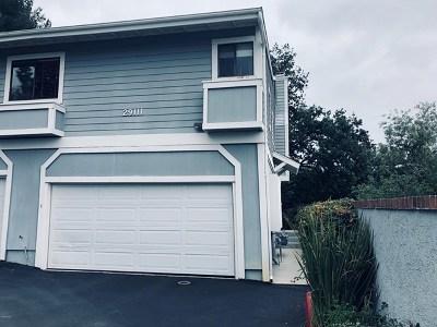 Agoura Hills Condo/Townhouse For Sale: 29111 Thousand Oaks Boulevard #C