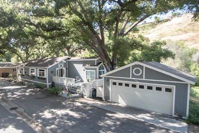 Westlake Village Single Family Home For Sale: 85 Sherwood Drive