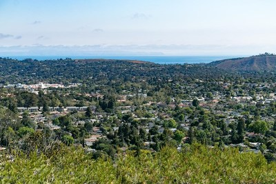 Santa Barbara Single Family Home For Sale: 2911 Kenmore Place