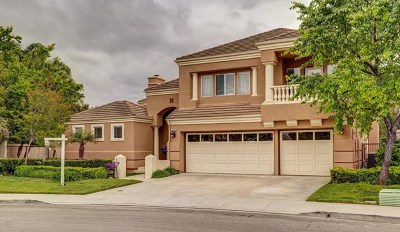 Moorpark Single Family Home For Sale: 4194 Laurelview Drive