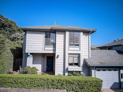 Santa Barbara Condo/Townhouse Active Under Contract: 1026 De La Guerra Street #6